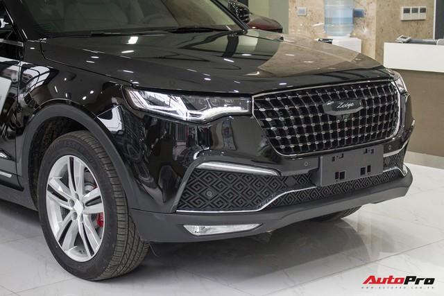 Zotye Z8 2.0 Turbo - SUV 5 chỗ Trung Quốc giá bằng một nửa Honda CR-V 2018 - Ảnh 3.