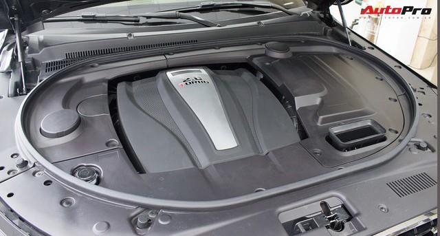 Zotye Z8 2.0 Turbo - SUV 5 chỗ Trung Quốc giá bằng một nửa Honda CR-V 2018 - Ảnh 30.