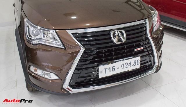 BAIC F6 nhái Lexus RX, giá 588 triệu đồng cạnh tranh Toyota Innova tại Việt Nam - Ảnh 2.