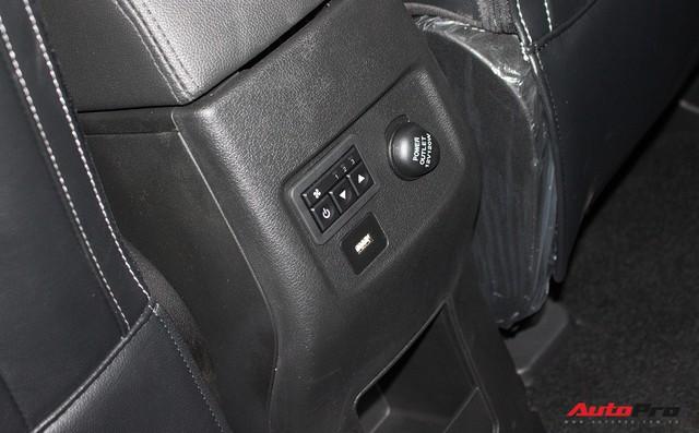 BAIC F6 nhái Lexus RX, giá 588 triệu đồng cạnh tranh Toyota Innova tại Việt Nam - Ảnh 14.