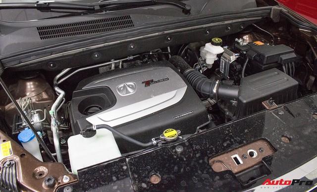 BAIC F6 nhái Lexus RX, giá 588 triệu đồng cạnh tranh Toyota Innova tại Việt Nam - Ảnh 18.