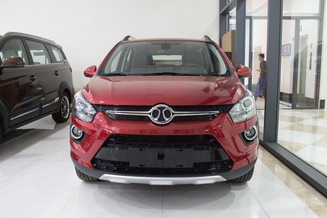 Đấu Ford EcoSport, xe Trung Quốc BAIC V2 giá 468 triệu đồng tại Việt Nam - Ảnh 2.
