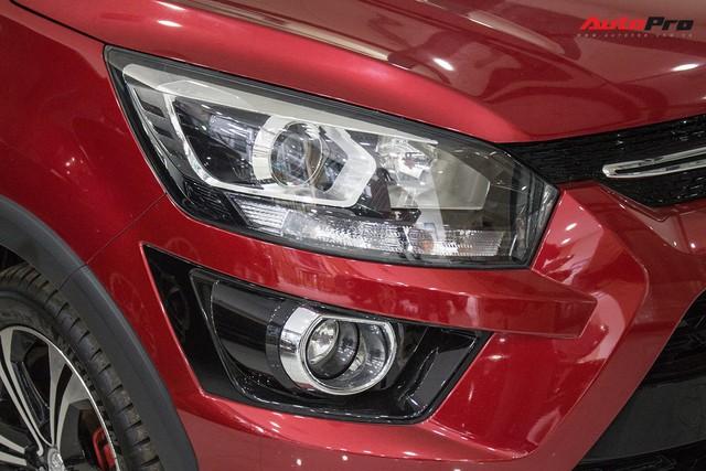 Đấu Ford EcoSport, xe Trung Quốc BAIC V2 giá 468 triệu đồng tại Việt Nam - Ảnh 4.