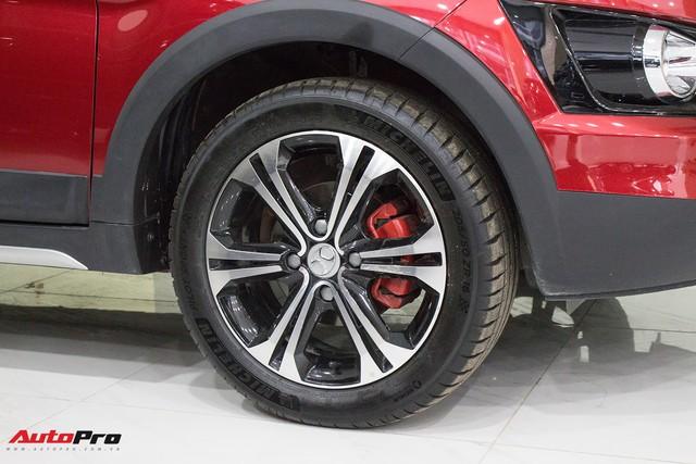 Đấu Ford EcoSport, xe Trung Quốc BAIC V2 giá 468 triệu đồng tại Việt Nam - Ảnh 6.
