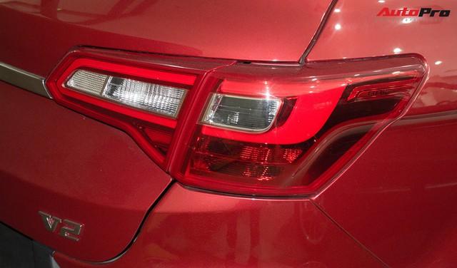 Đấu Ford EcoSport, xe Trung Quốc BAIC V2 giá 468 triệu đồng tại Việt Nam - Ảnh 7.