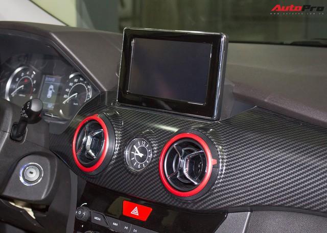 Đấu Ford EcoSport, xe Trung Quốc BAIC V2 giá 468 triệu đồng tại Việt Nam - Ảnh 10.