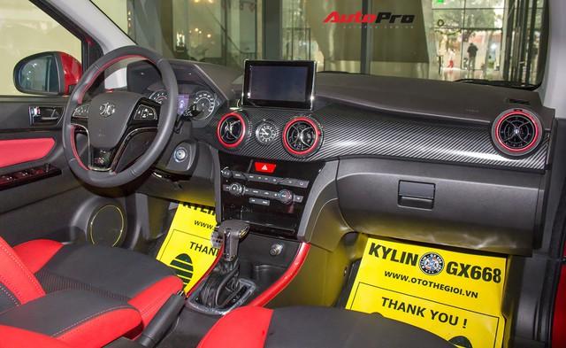 Đấu Ford EcoSport, xe Trung Quốc BAIC V2 giá 468 triệu đồng tại Việt Nam - Ảnh 8.