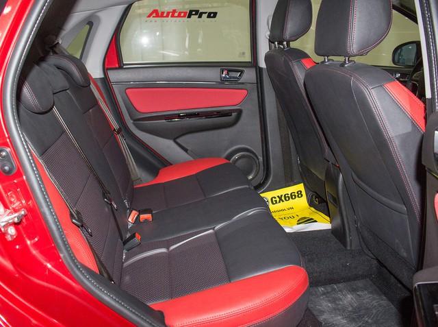 Đấu Ford EcoSport, xe Trung Quốc BAIC V2 giá 468 triệu đồng tại Việt Nam - Ảnh 15.