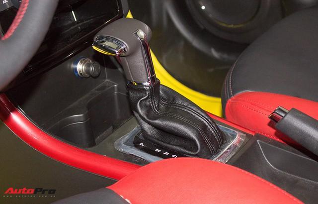 Đấu Ford EcoSport, xe Trung Quốc BAIC V2 giá 468 triệu đồng tại Việt Nam - Ảnh 12.