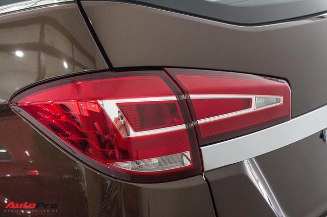 BAIC F6 nhái Lexus RX, giá 588 triệu đồng cạnh tranh Toyota Innova tại Việt Nam - Ảnh 6.