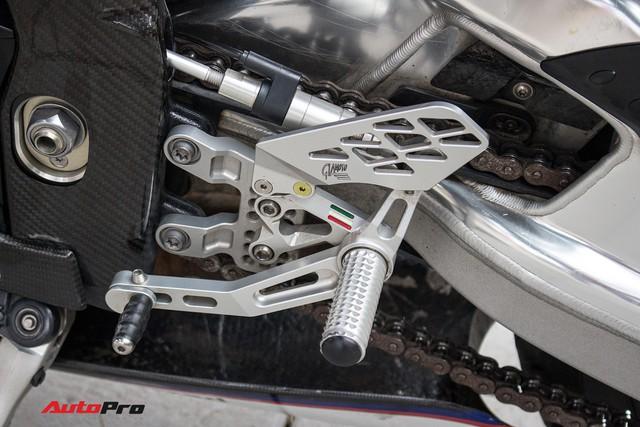 Siêu mô tô BMW S1000RR đời 2014 rao bán lại giá ngang Hyundai Grand i10 - Ảnh 12.