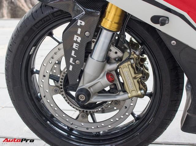 Siêu mô tô BMW S1000RR đời 2014 rao bán lại giá ngang Hyundai Grand i10 - Ảnh 11.