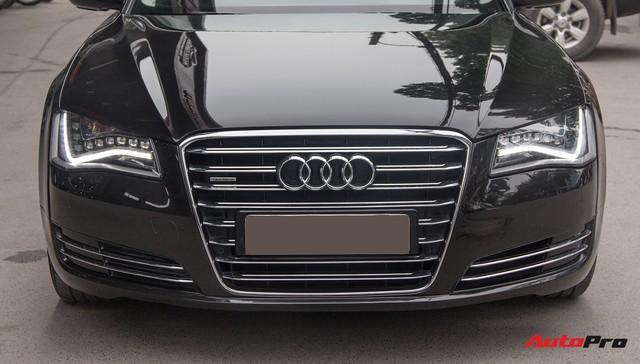 Audi A8L lăn bánh hơn 48.000km bán lại giá 2,85 tỷ đồng tại Hà Nội - Ảnh 3.