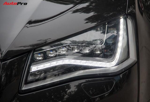 Audi A8L lăn bánh hơn 48.000km bán lại giá 2,85 tỷ đồng tại Hà Nội - Ảnh 5.