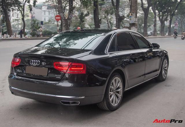Audi A8L lăn bánh hơn 48.000km bán lại giá 2,85 tỷ đồng tại Hà Nội - Ảnh 7.