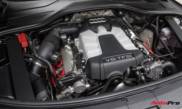 Audi A8L lăn bánh hơn 48.000km bán lại giá 2,85 tỷ đồng tại Hà Nội - Ảnh 29.