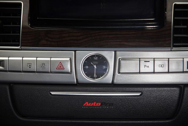 Audi A8L lăn bánh hơn 48.000km bán lại giá 2,85 tỷ đồng tại Hà Nội - Ảnh 17.