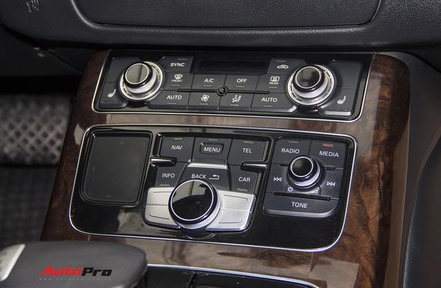 Audi A8L lăn bánh hơn 48.000km bán lại giá 2,85 tỷ đồng tại Hà Nội - Ảnh 18.