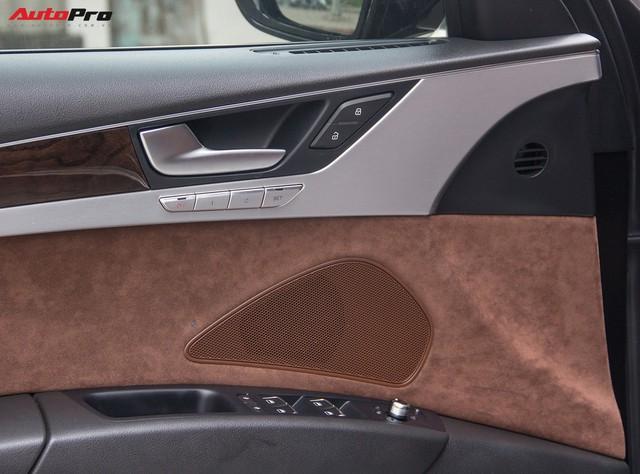 Audi A8L lăn bánh hơn 48.000km bán lại giá 2,85 tỷ đồng tại Hà Nội - Ảnh 22.