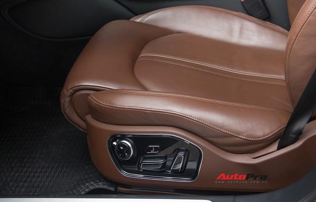 Audi A8L lăn bánh hơn 48.000km bán lại giá 2,85 tỷ đồng tại Hà Nội - Ảnh 21.