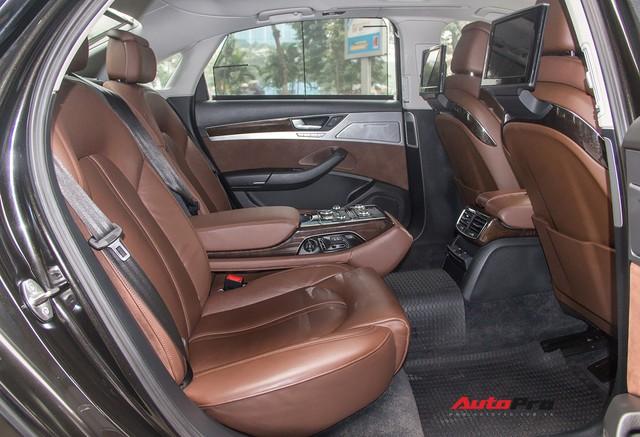 Audi A8L lăn bánh hơn 48.000km bán lại giá 2,85 tỷ đồng tại Hà Nội - Ảnh 23.