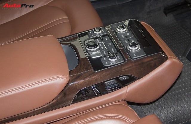 Audi A8L lăn bánh hơn 48.000km bán lại giá 2,85 tỷ đồng tại Hà Nội - Ảnh 25.