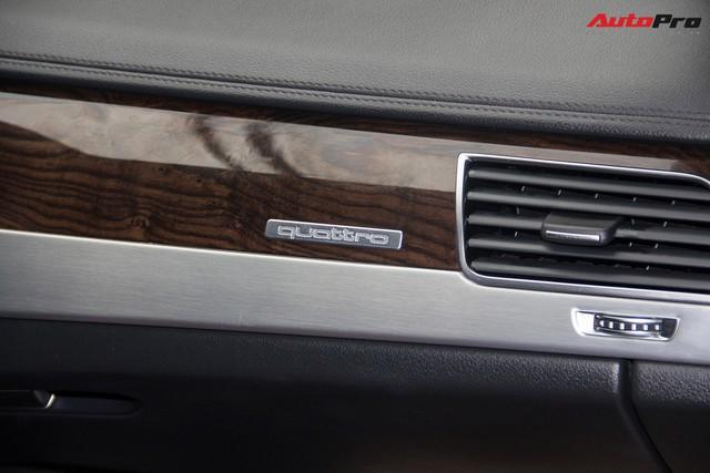 Audi A8L lăn bánh hơn 48.000km bán lại giá 2,85 tỷ đồng tại Hà Nội - Ảnh 20.