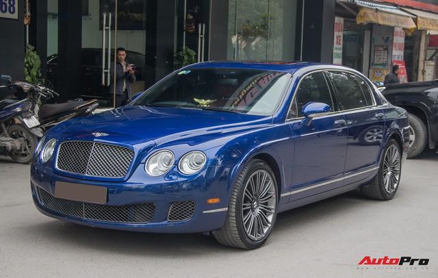 Cùng giá 2,85 tỷ đồng, chọn Bentley Spur Speed 2008 hay Audi A8L 2013? - Ảnh 2.