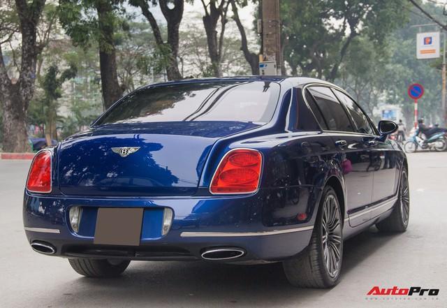 Cùng giá 2,85 tỷ đồng, chọn Bentley Spur Speed 2008 hay Audi A8L 2013? - Ảnh 5.