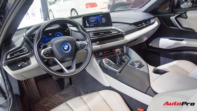 Hết sốt, BMW i8 rao bán lại giá 4,9 tỷ đồng tại Hà Nội - Ảnh 13.