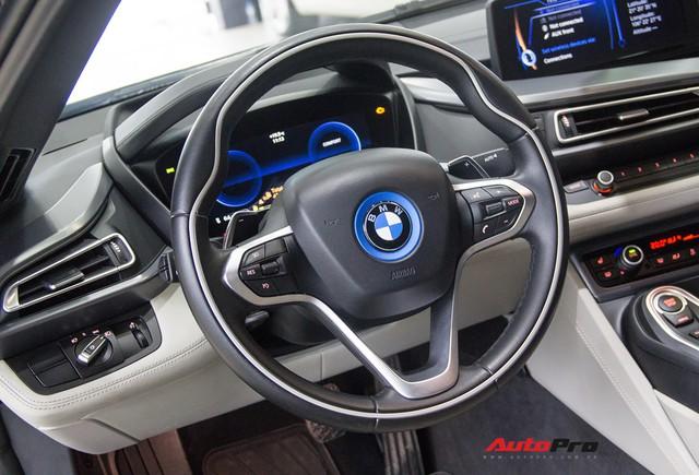 Hết sốt, BMW i8 rao bán lại giá 4,9 tỷ đồng tại Hà Nội - Ảnh 14.