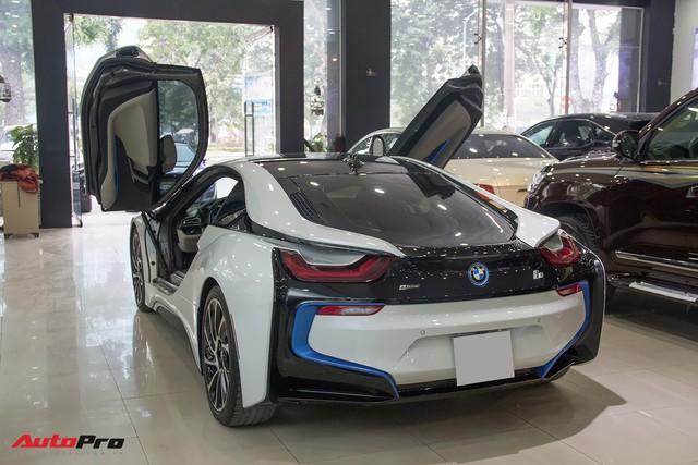 Hết sốt, BMW i8 rao bán lại giá 4,9 tỷ đồng tại Hà Nội - Ảnh 11.
