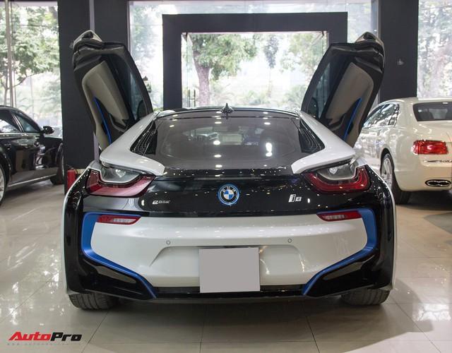 Hết sốt, BMW i8 rao bán lại giá 4,9 tỷ đồng tại Hà Nội - Ảnh 10.
