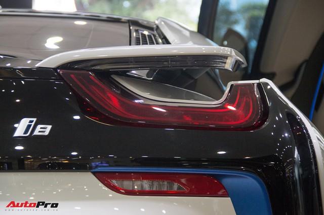 Hết sốt, BMW i8 rao bán lại giá 4,9 tỷ đồng tại Hà Nội - Ảnh 8.