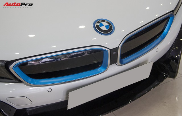 Hết sốt, BMW i8 rao bán lại giá 4,9 tỷ đồng tại Hà Nội - Ảnh 4.