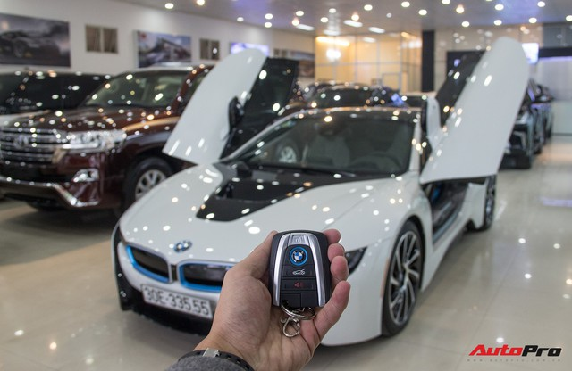 Hết sốt, BMW i8 rao bán lại giá 4,9 tỷ đồng tại Hà Nội - Ảnh 20.