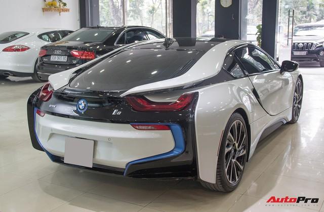 Hết sốt, BMW i8 rao bán lại giá 4,9 tỷ đồng tại Hà Nội - Ảnh 12.