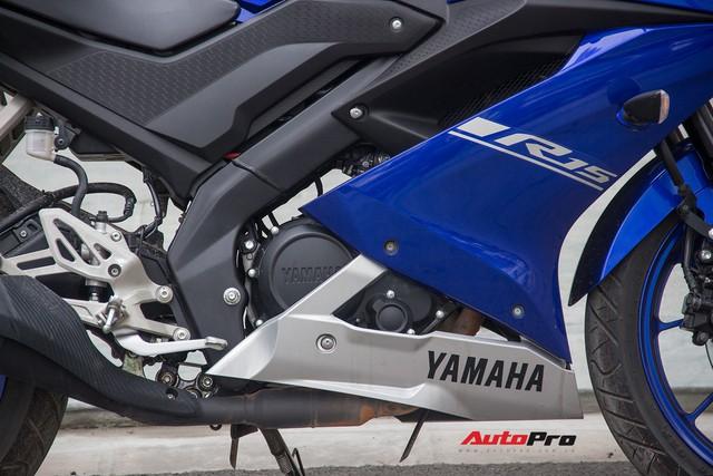 Đấu xe chính hãng, Yamaha R15 nhập khẩu ngoài giảm giá còn 84 triệu đồng - Ảnh 7.