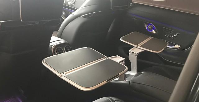 Lăn bánh 13.000km, Mercedes-Maybach S600 2015 giữ giá như mới mua - Ảnh 6.