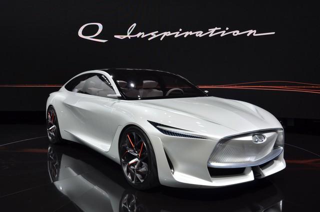 Q Inspiration Concept - tương lai của sedan Infiniti hạng sang - Ảnh 5.