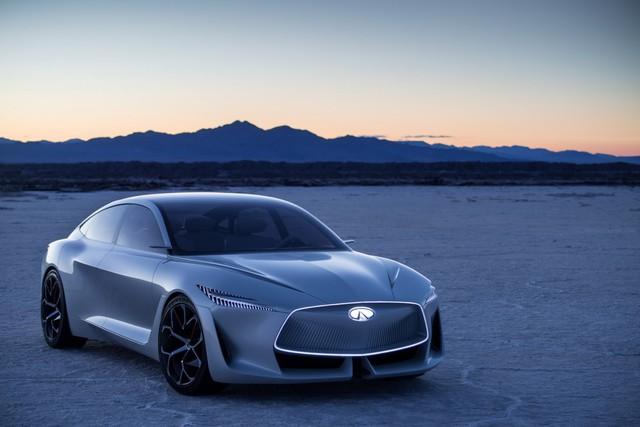 Q Inspiration Concept - tương lai của sedan Infiniti hạng sang - Ảnh 1.