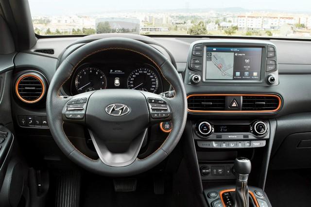 Hyundai Kona sắp về Việt Nam, cạnh tranh Ford EcoSport - Ảnh 6.