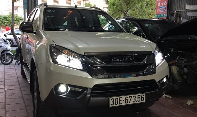 Nâng cấp ánh sáng xe hơi: Chọn LED hay HID? - Ảnh 4.