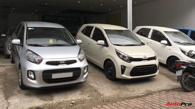 Xe van 2 chỗ Kia Morning và Chevrolet Spark nhập khẩu khó sống trong năm 2018 - Ảnh 3.