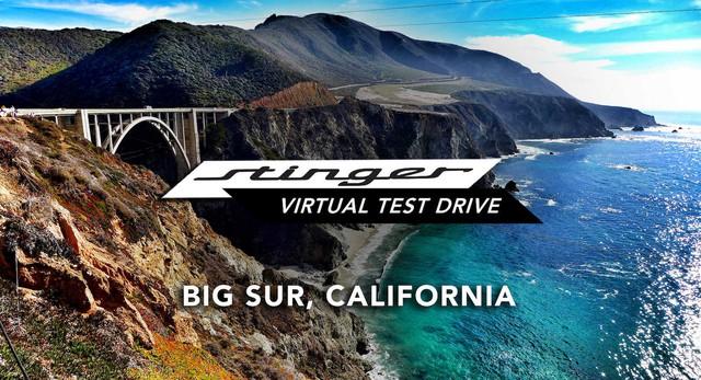 Kia cho phép khách hàng lái thử Stinger bằng công nghệ 4D: Bước tiến hay lùi? - Ảnh 1.