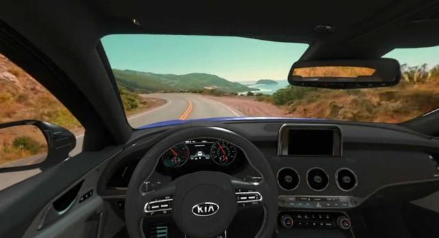Kia cho phép khách hàng lái thử Stinger bằng công nghệ 4D: Bước tiến hay lùi? - Ảnh 3.