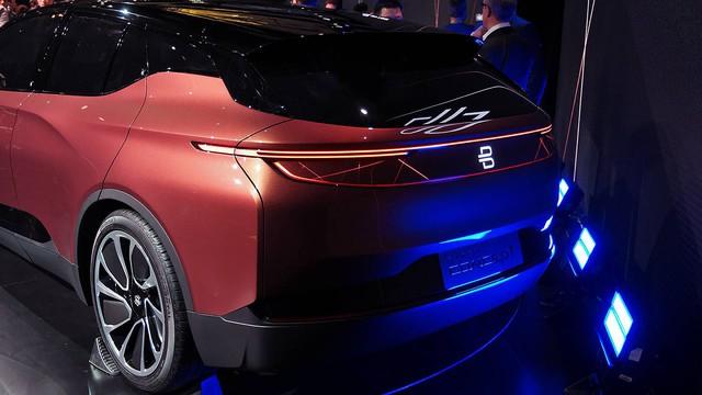 Byton Concept - xe điện Trung Quốc có màn hình giải trí lớn nhất thế giới - Ảnh 3.
