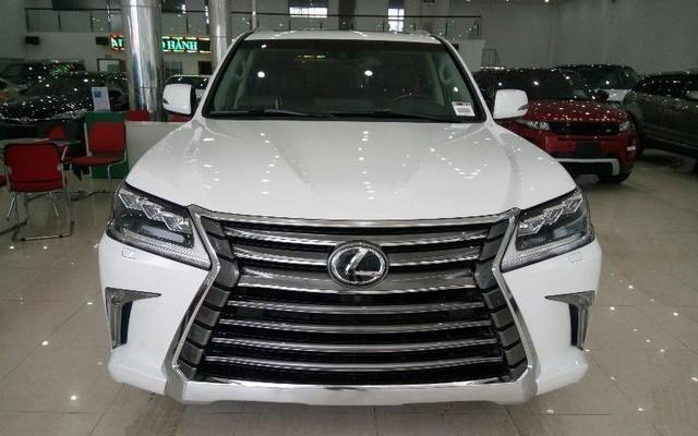 Lexus LX570 nhập Mỹ cao hơn chính hãng tại Việt Nam cả tỷ đồng - Ảnh 4.