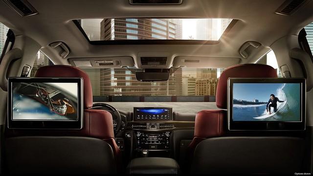 Lexus LX570 nhập Mỹ cao hơn chính hãng tại Việt Nam cả tỷ đồng - Ảnh 6.