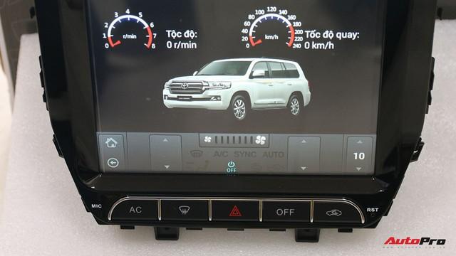 Đánh giá màn hình kiểu Tesla cho xe Toyota: đa dạng tính năng, hiển thị chưa tốt - Ảnh 3.